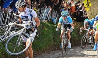 The most brutal climb of the Tour of Flanders