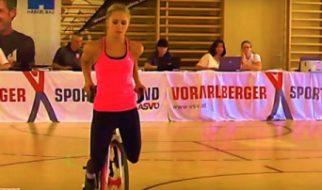 Incredible Artistic Cycling Tricks