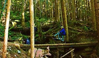 Yoann Barelli Crossbike Downhill