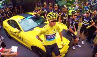 Best of Team Sky Onboard, Tour de France