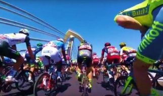 On-board: Watch the 2nd stage of La Vuelta a España