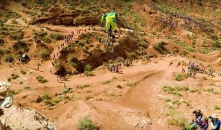 Revenge at Red Bull Rampage 2016