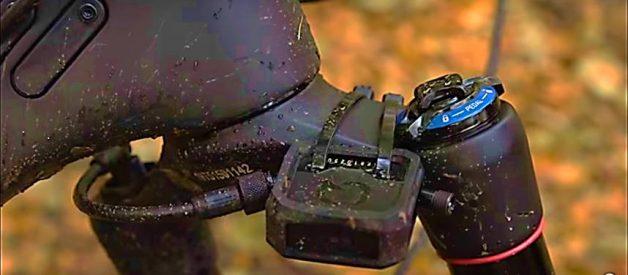 MTB Suspension Tuning Gadget - Quarq ShockWiz First Ride