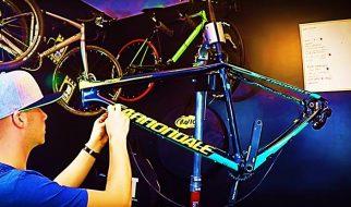 How To Build A Mountain Bike - Tutorial