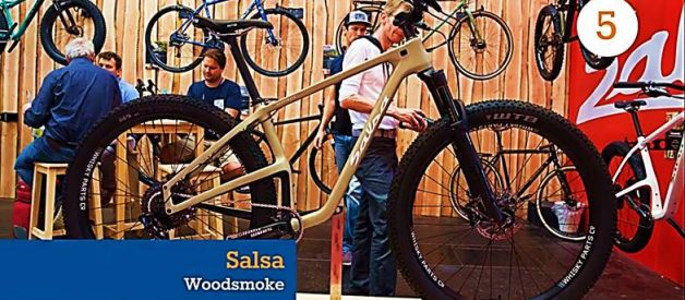 Top 5 - Plus-Tyre Mountain Bikes 2017