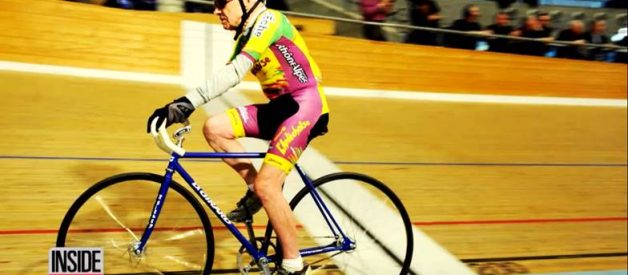 105-Year-Old Cyclist Breaks World Record