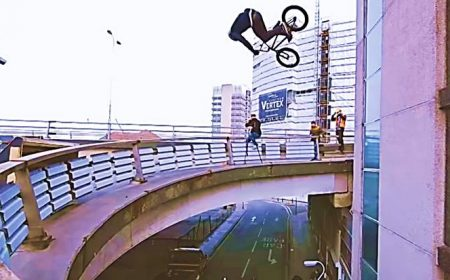 Sebastian Keep Redefines BMX with MASSIVE Bridge Gaps-To-Wallrides