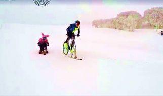 Snowfixed VS Ski VS Sled