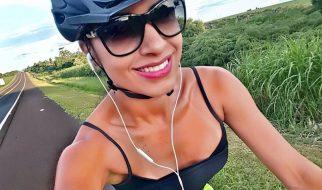 Luana Cordeiro - Pole Dancer & Cyclist
