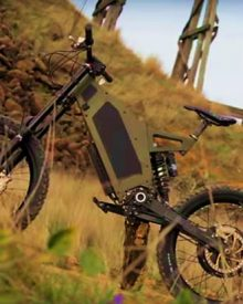 Review: Stealth Bomber electric bike packs a serious punch