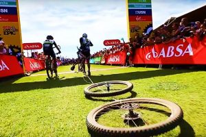 2017 Cape Epic Crashes