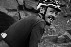 Mike Hall cyclist killed during IPWR - Tribute - He is an Inspiration