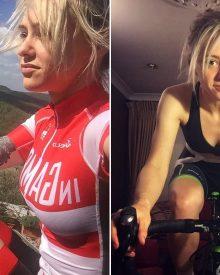 Orla Walsh – Cyclist from Dublin, Ireland