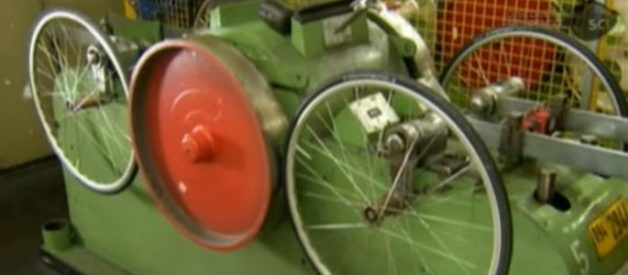 How It's Made Bicycle Tires